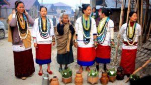 Apatani-Tribals