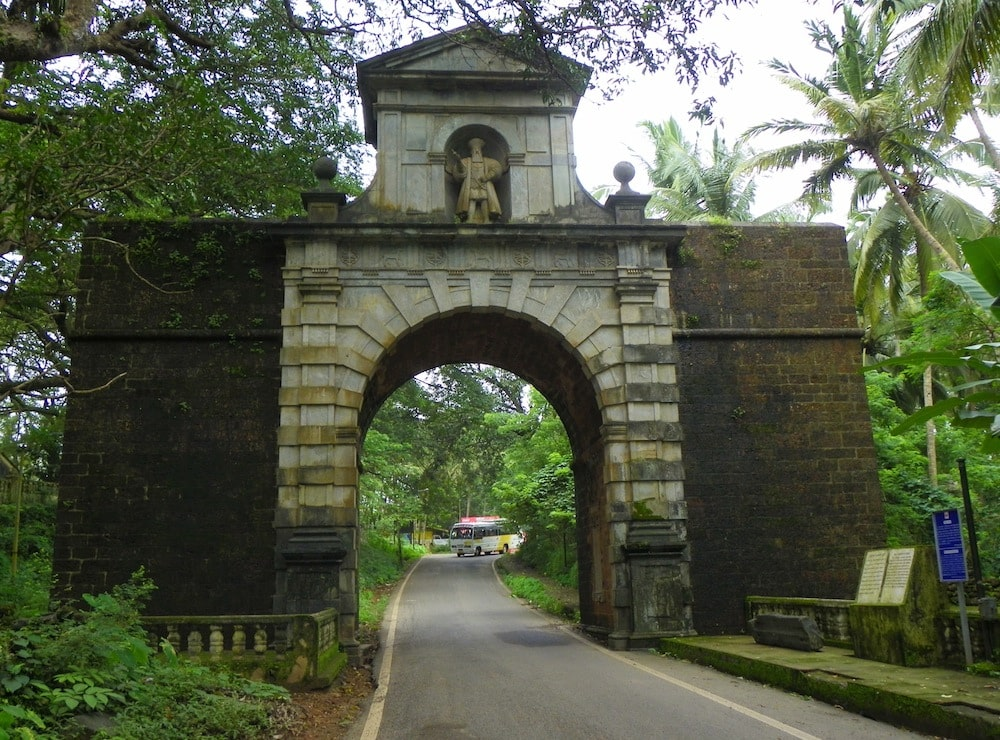 Arch of Viceroy of Goa