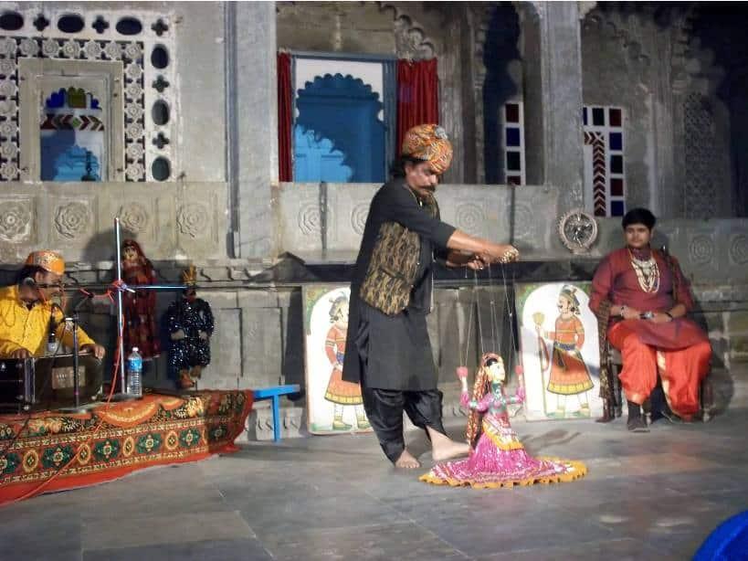 Bagore Ki Haveli Udaipur