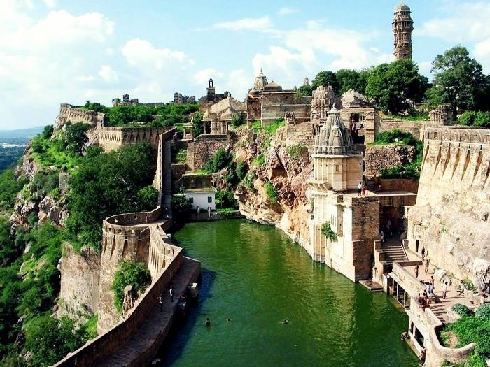 Chittaurgarh-Fort