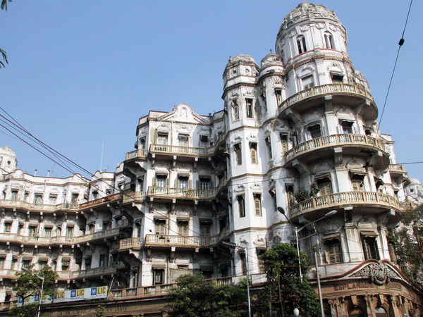 Colonial Architecture Kolkota