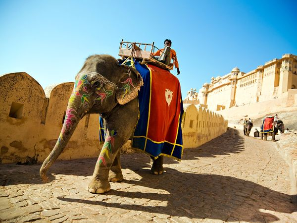 6N/7D Golden Triangle Luxury Tour with Oberoi Hotels