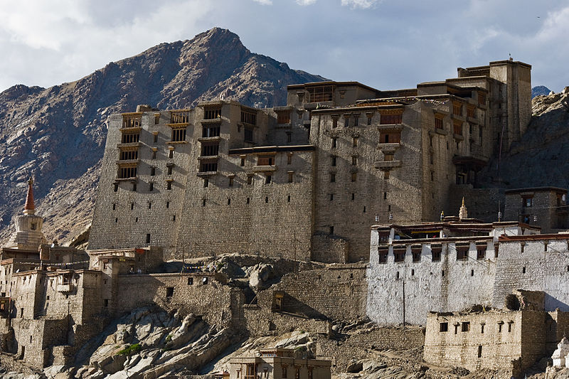 Leh City Palace