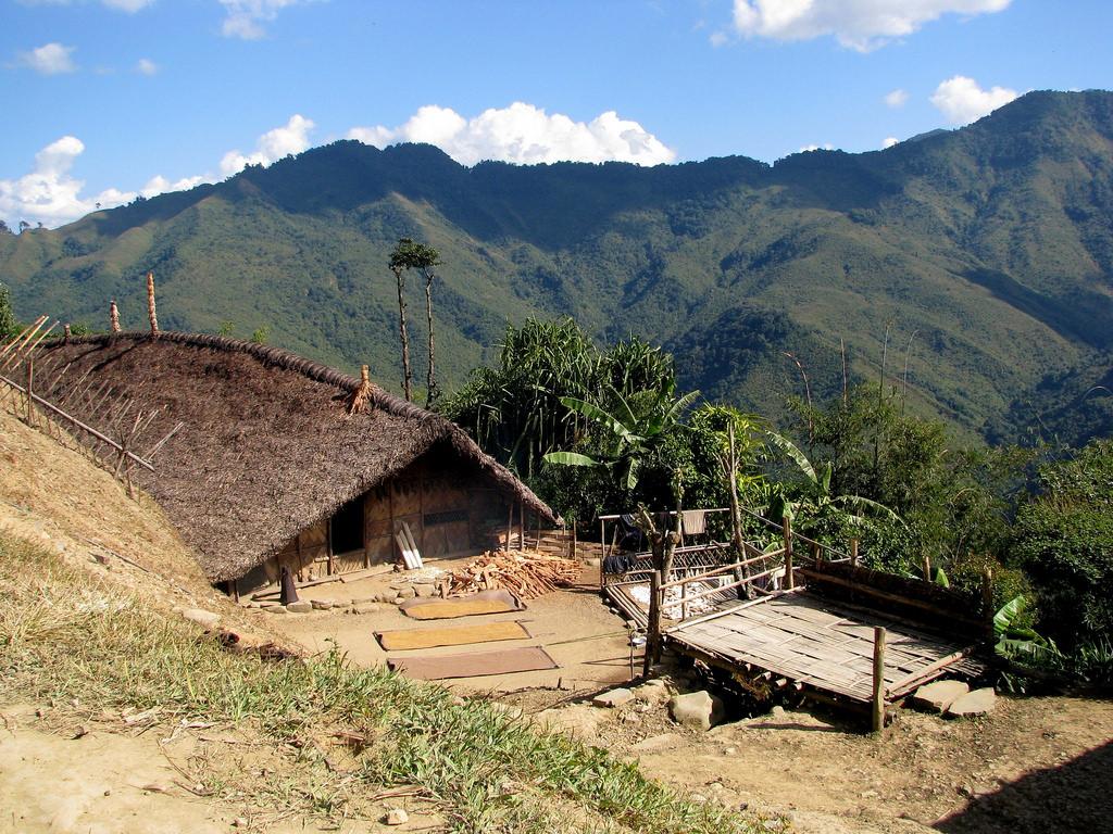 Longwa-village