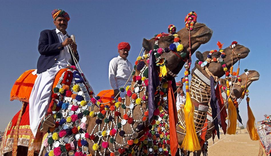 Rajasthan Desert Festival