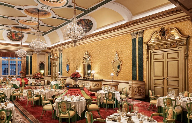 Rambagh Palace Jaipur Restaurant