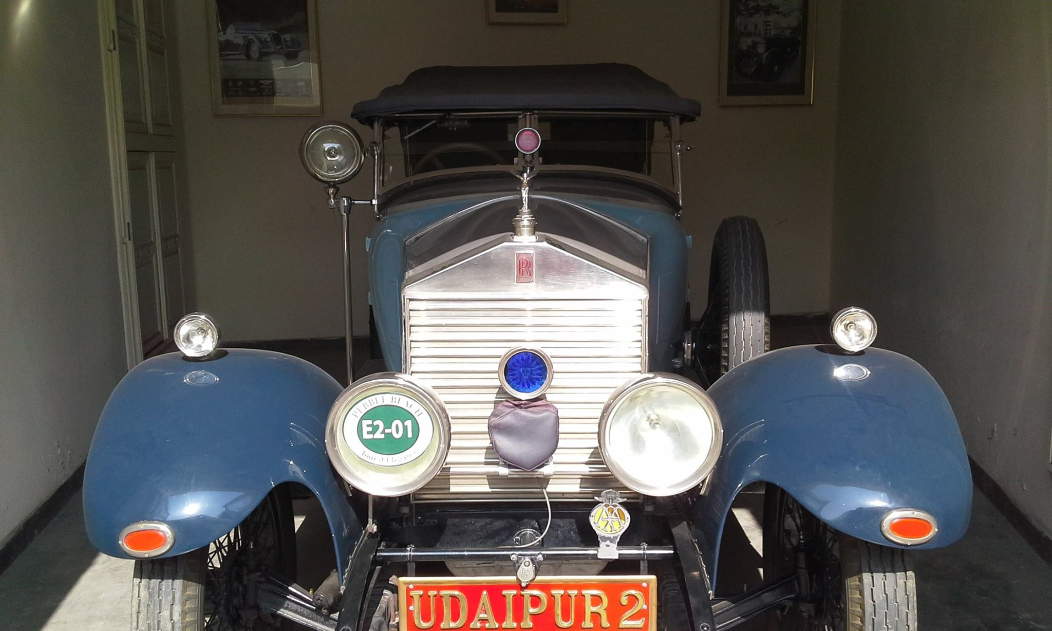Royal Vintage Car Museum Udaipur