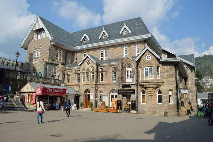 Shimla Colonial Architecture