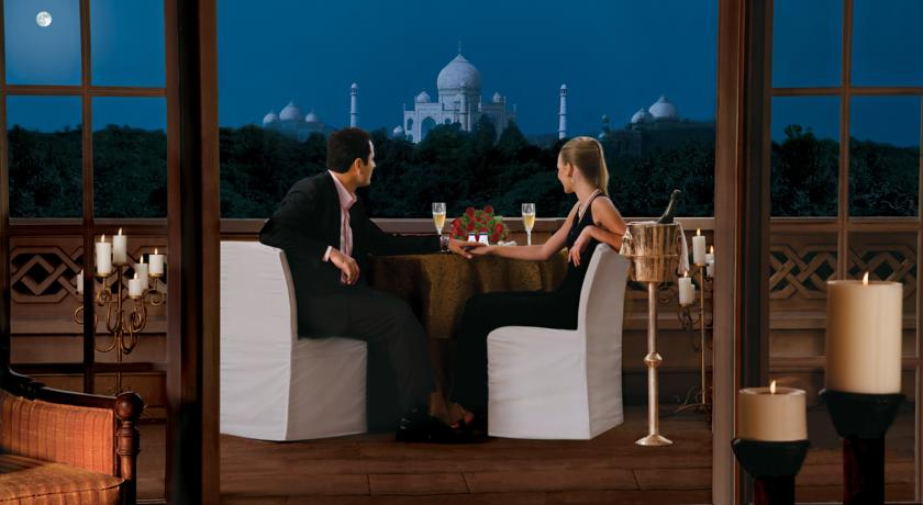 Taj View from The Oberoi Amarvilas Agra