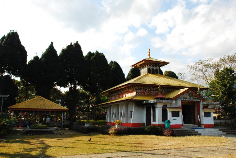 The-Buddhist-Gompa-of-Itanagar