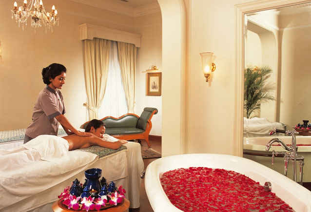The Oberoi Grand Kolkata Spa