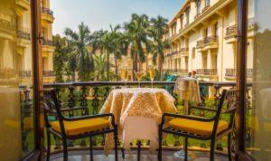 The Oberoi Grand Kolkata View