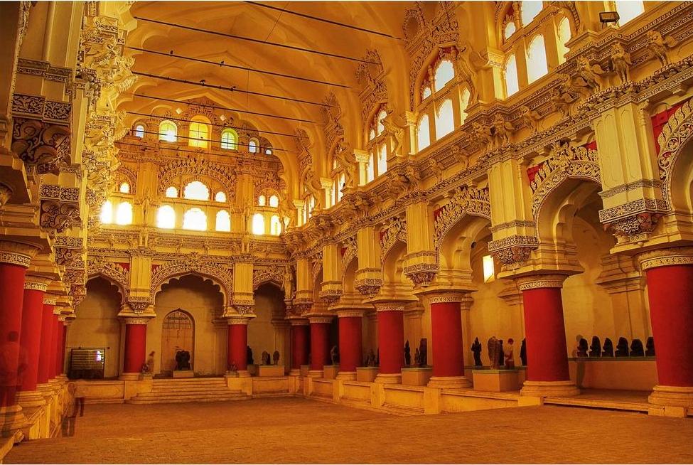 Thirumalai-Nayaka-Palace