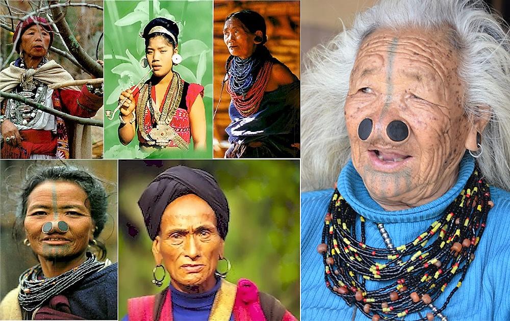 Arunachal Tribals