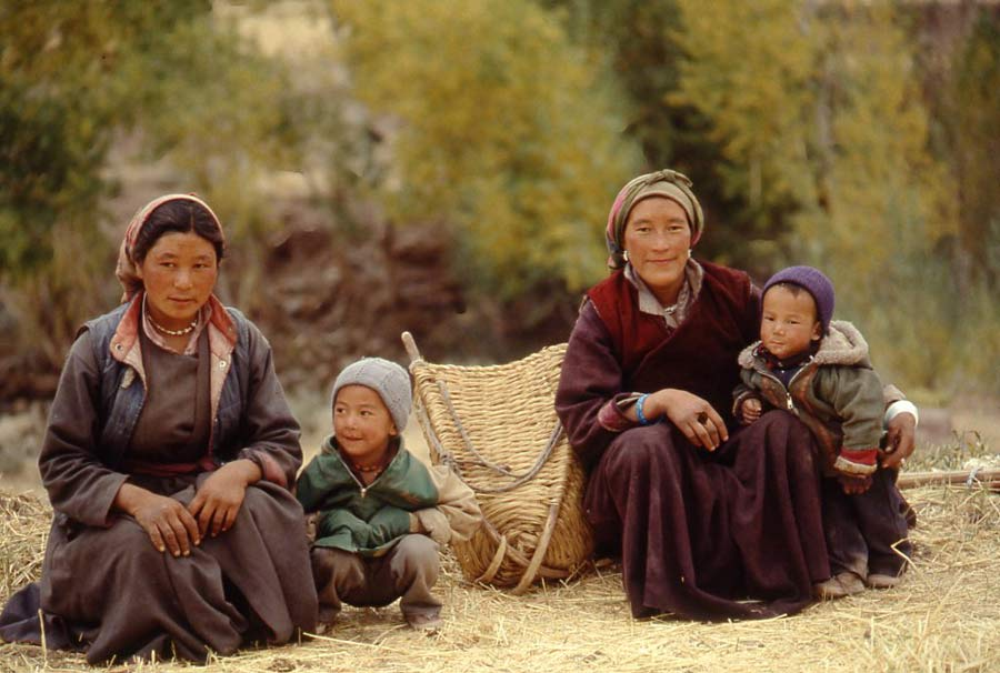 Natives Ladakh
