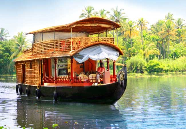6N/7D Kerala Luxury Tour