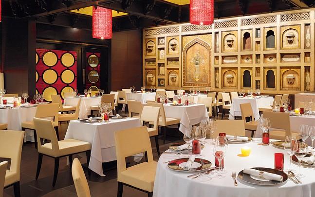 taj mahal hotel delhi restaurant