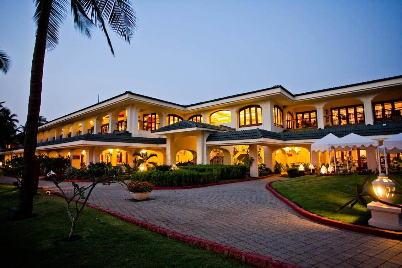 2N/3D Goa Luxury Tour with Taj Exotica Resort and Spa